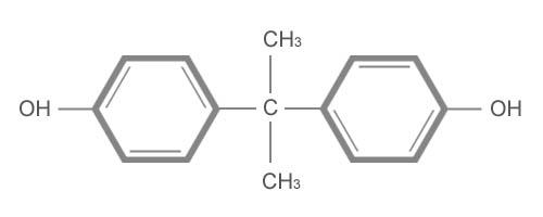 BPA molecula